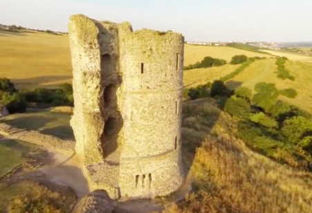 Hadleigh Castle - a fresh perspective