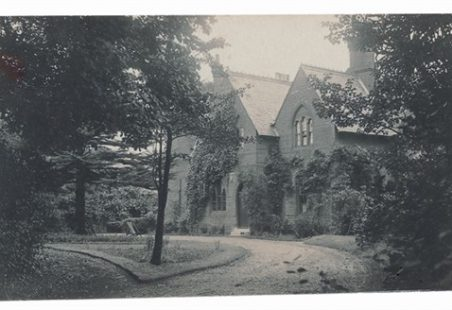 The Rectory That Wandered