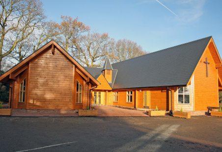 A New Church for Daws Heath Thundersley
