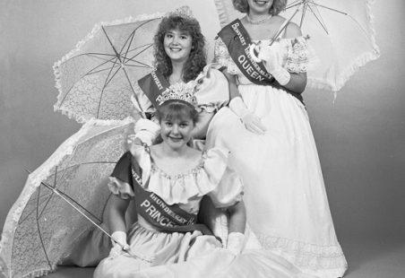 Benfleet Thundersley and Hadleigh Carnival Court 1980