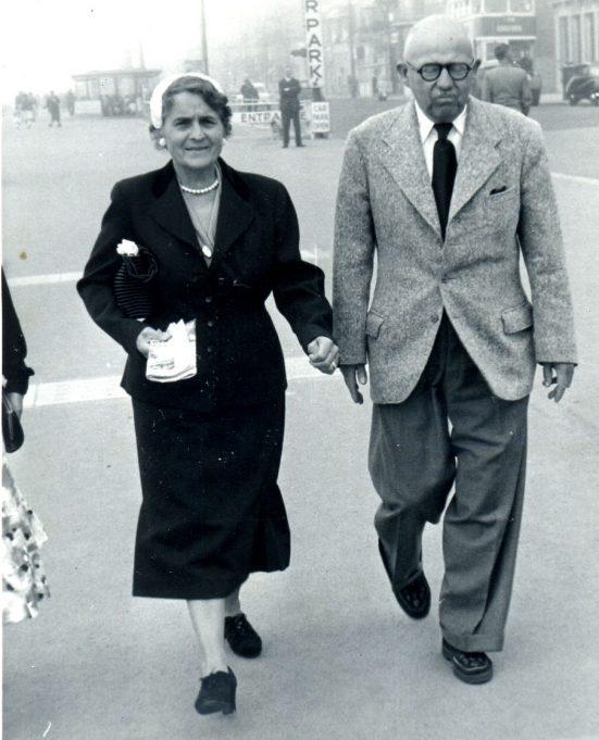 Mr. & Mrs. Coleman | Ian