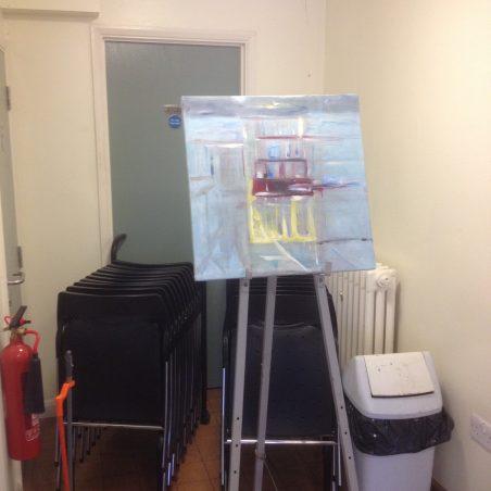 Ingrid's installation