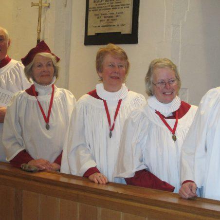 The Choir - St James the Less | Lynda Manning