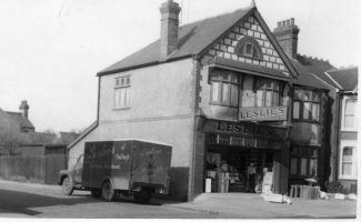 Leslie's Stores early 1950s | Chris Worpole