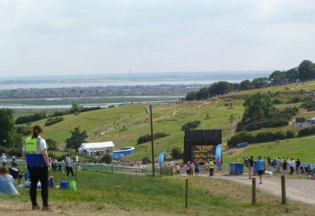 Hadleigh Olympic Mountain Bike Track