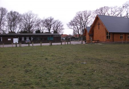 St Michael's to be Base for 2013 Daws Heath Dig