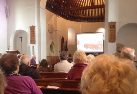 Hadleigh Heritage Talks at St James The Less