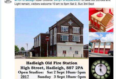 Hadleigh's Open Studios Weekend