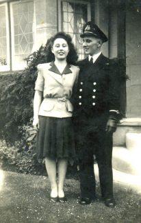 Ian and Erica. January 1939 off to sea: end of childhood | Ian Hawks