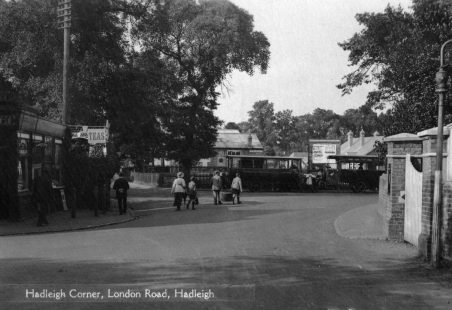 Another shot of Hadleigh Corner