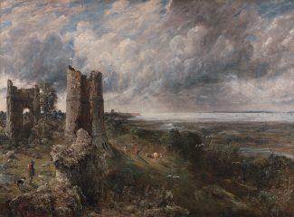 Oil on Canvas, 48 × 64 3/4 inches (121.9 × 164.5 cm)   Public Domain; Yale Center for British Art, Paul Mellon