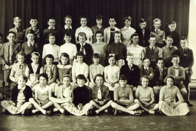School Class of 19?? | Derek Barber Collection