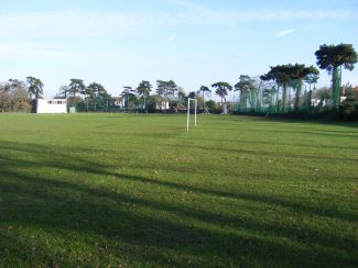 The cricket field - John Burrows Recreation Ground 2011 | Bob Delderfield