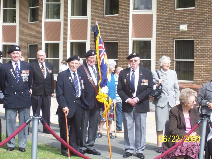 Hadleigh British Legion, Ian,Ron & Derek. | Bridget Underwood