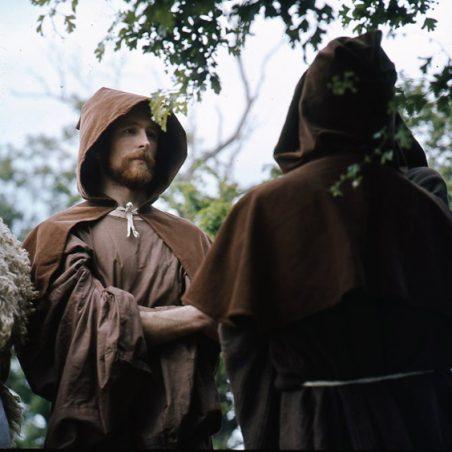 Monks before the Dissolution | © Robert Hallmann