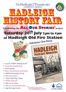 History Fair in a Fair piece of Hadleigh's history | D Hurrell