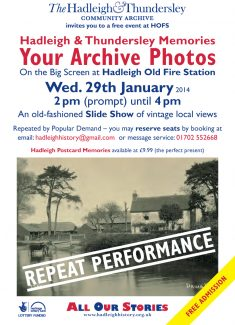 Free Slide-show to be rerun 29th January 2014 | DH