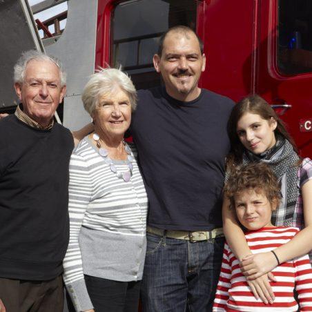 New to Hadleigh, the Church family | Tessa Hallmann
