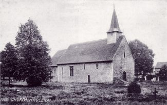 St James The Less Church circa 1902