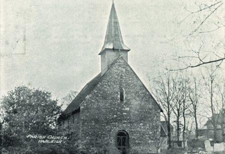 Hadleigh - St James the Less Church test gallery 2