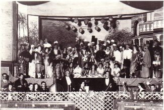 New South Wales, The Glen Innes Music Society production of The Cingalee, May 25-29 1926 | (Public domain)