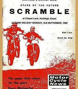 Scrambles 1968, 1970