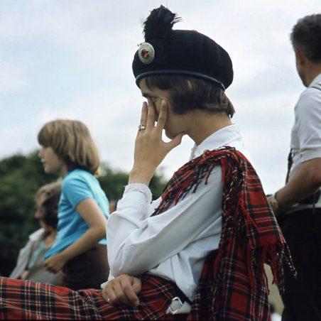A pensive Bonnie Prince Charlie | © Robert Hallmann