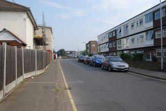 Castle Lane in 2011 | Ian Hawks