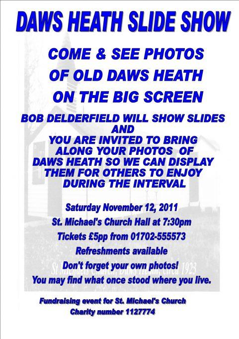 Daws Heath Slideshow by Bob Delderfield