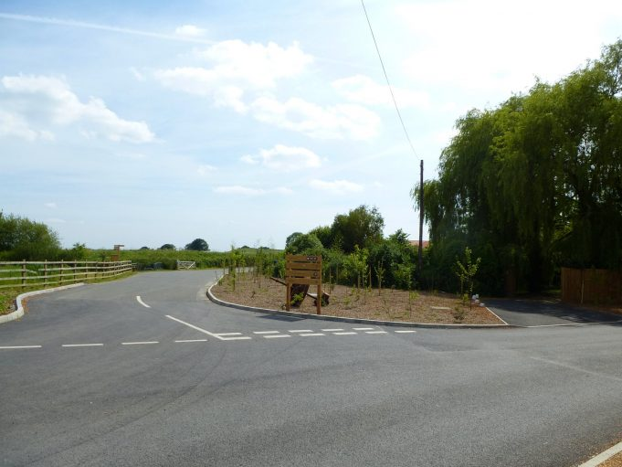 The Hub Road Junction | Malcolm Brown