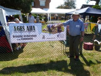 AGES AHA at Hadleigh Fair | Malcom Brown
