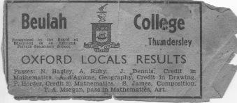 Local Private Schools