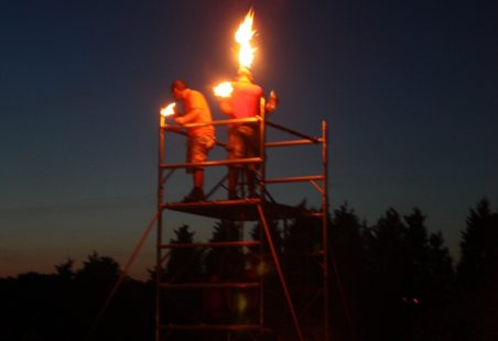 Diamond Jubilee National Beacon Event