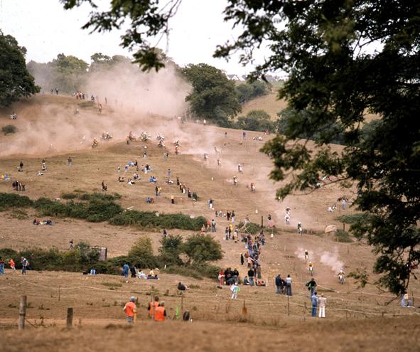 An overview of the battlefield | © Robert Hallmann