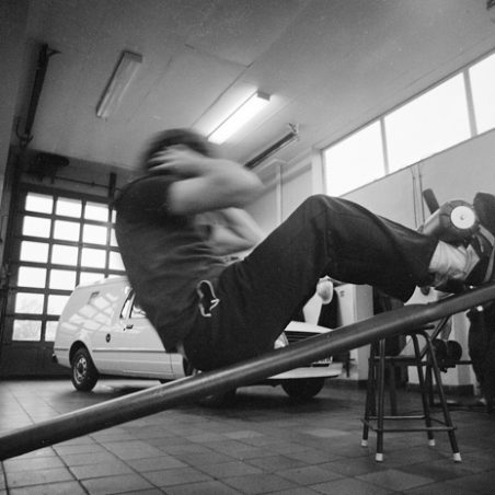 Action blur... | Robert Hallmann