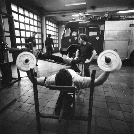 Flat out for strength | Robert Hallmann