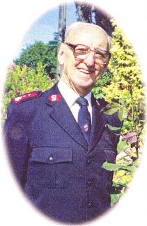 Alexander J. Grant, went to NZ as a boy farmer and served as a Salvation Army officer  in New  Zealand. He passed away in 2000. | Via Salvation Army Archives New Zealand.