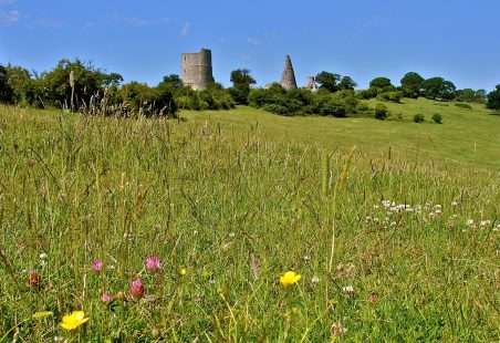 New views of Hadleigh Castle