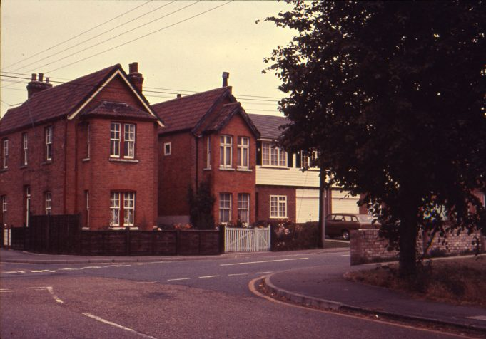 More recent photo of ALVERSTONE (Occupied by Pearl and Ian Hawks in 1950)  | Ian