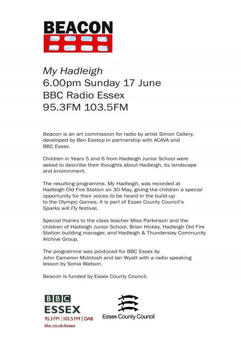 6 pm Sunday 17th June 2012 | Ben Eastop