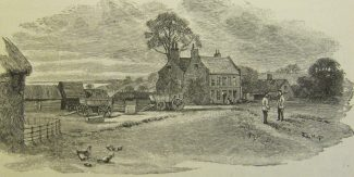 An early view of Castle Farm | Salvation Army International Heritage Centre