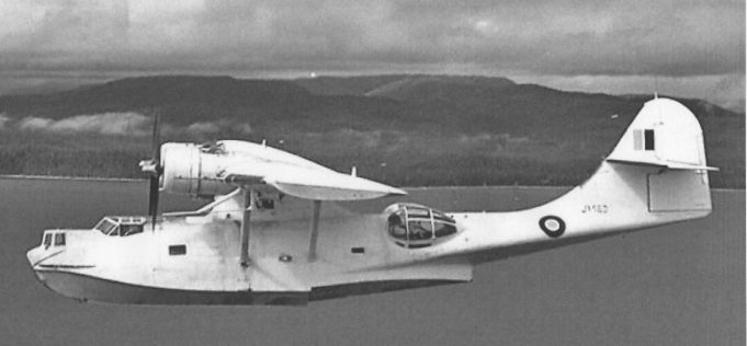 1942: My next flight RAF Catalina, USA to Bermuda to join a Fleet tanker as 3rd. Officer | Ian Hawks