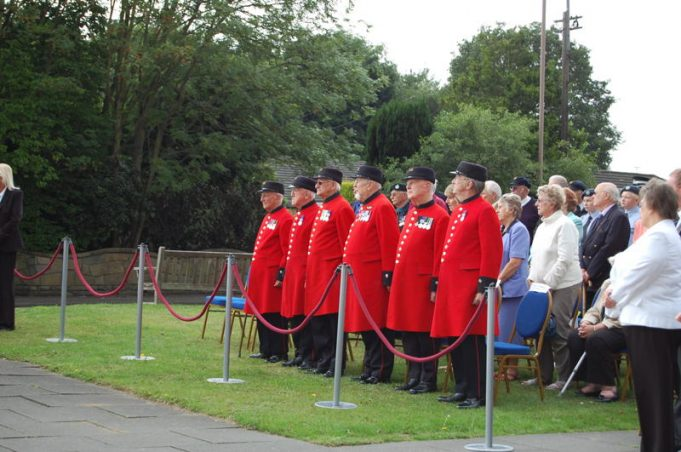 Chelsea Pensioners | Bridget Underwood
