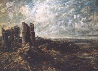 Hadleigh Castle, The Mouth of the Thames - Morning After a Stormy Night | Yale Center for British Art, New Haven, Connecticut