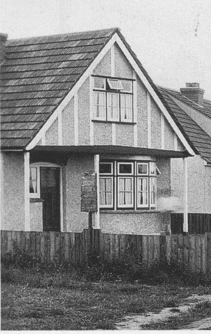 c 1970s The corner house