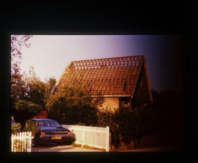 c 1970s Start of demolition of corner house   Ian Hawks