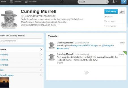 James (Cunning) Murrell
