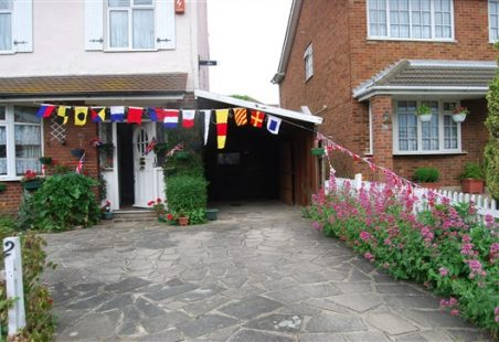Celebrating the Queen's Diamond Jubilee 1952 - 2012