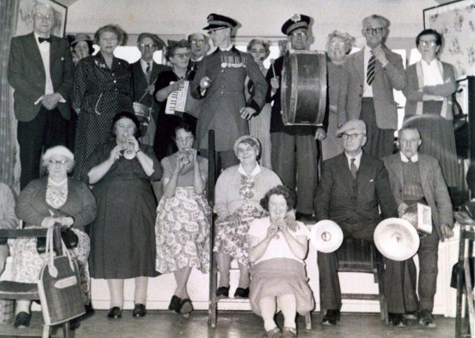 Daws Heath Residents Association, Daws Heath Road. When and why? | Derek Barber Collection