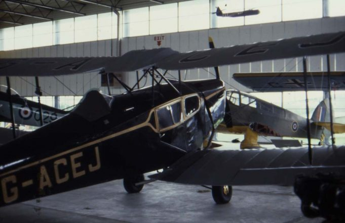 Southend Air Museum | Ian Hawks